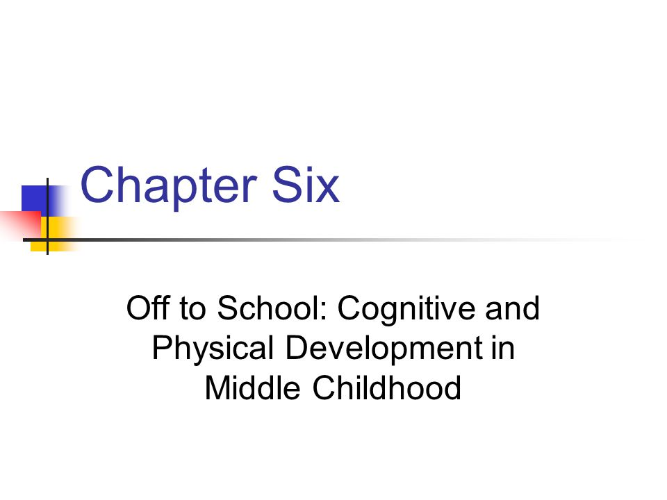 considerations for child development middle childhood essay Read this essay on middle childhood come browse our large digital warehouse of free sample essays get the knowledge you need in order to pass your classes and more.