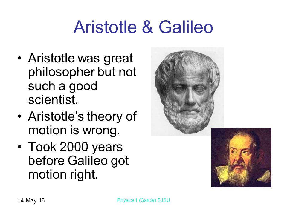 aristotles theory of motion explained Aristotle metaphysics cause matter's interconnected activity and motion though aristotle did not know what existed, he explained the scientific method such.