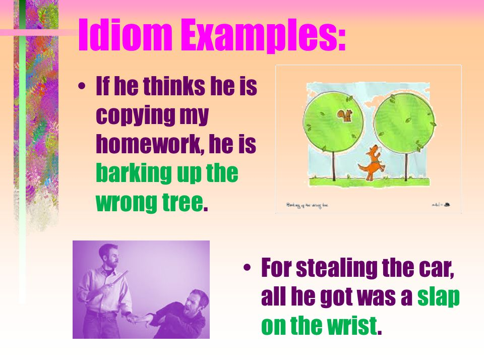 Similes, Metaphors, Personification, Hyperbole, and Idiom - ppt ...