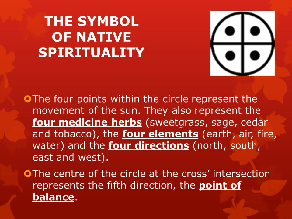 Native Spirituality Sacred Symbols Ppt Video Online Download
