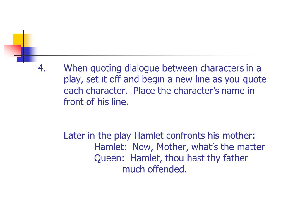 the conflicts between characters in the play hamlet In the play hamlet, by william shakespeare, hamlet and his mother, gertrude, have constant conflict throughout the plot when gertrude swiftly marries claudius swiftly after hamlet's father is murdered, hamlet becomes angry and confused at her betrayal.