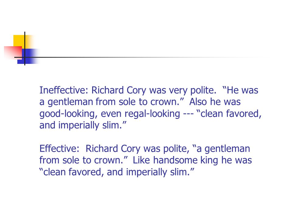 richard cory questions