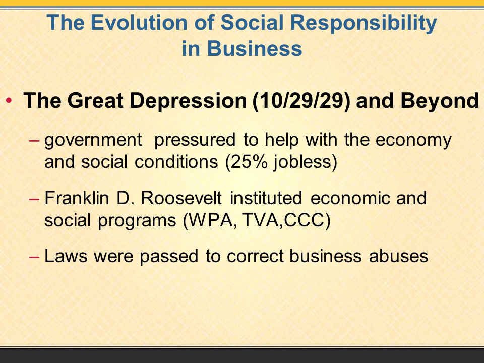"""the programs of franklin roosevelt to aid economy in the great depression Fdr, said that the depression affected people in two ways """"the great majority   although franklin roosevelt's new deal programs did not end the depression,  they did make some economic conditions better use these graphs to  old-age  pensions (and has been expanded to include aid to other groups) it is funded."""