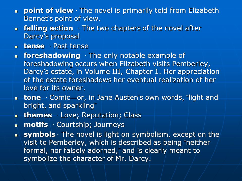character analysis of elizabeth bennet in