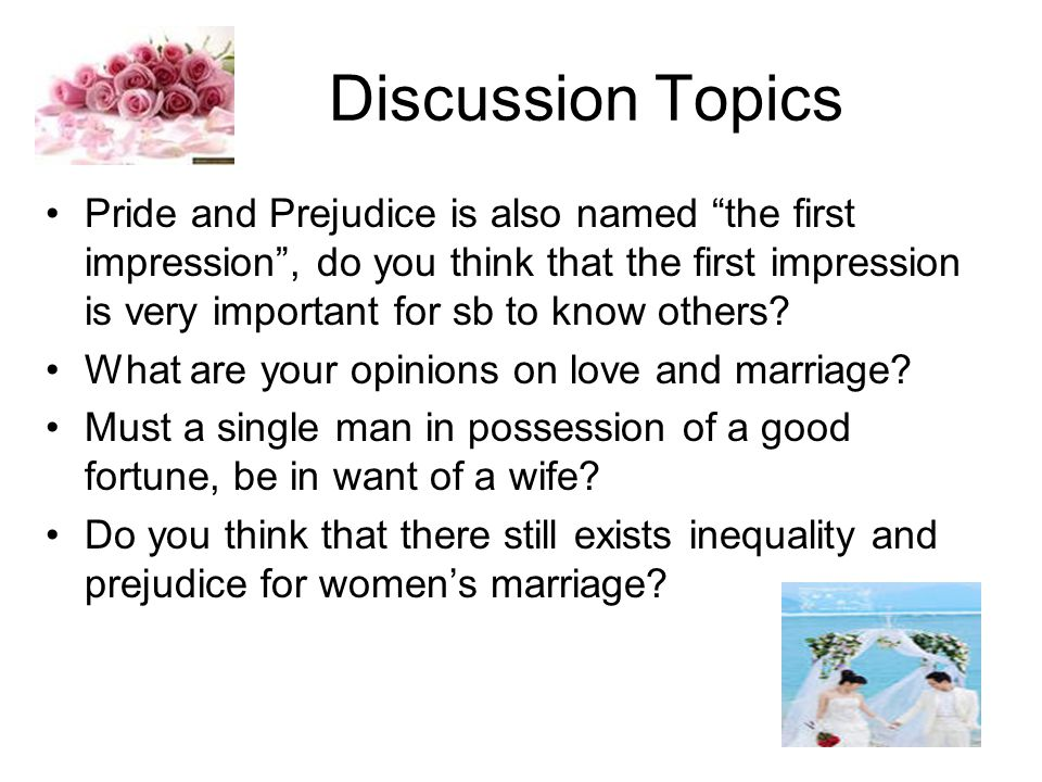 jane austen lecturer hu lingli ppt video online  10 discussion topics pride and prejudice