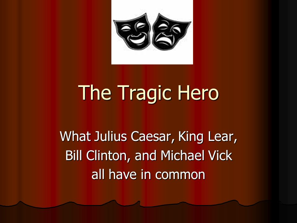 julius caesar the true tragic hero