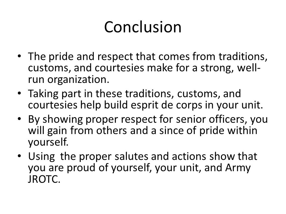 proper respect to an nco in the army I need answer quick to write paper about respect towards nco's  what army regulation covers how to address an nco properly  army regulation covers .
