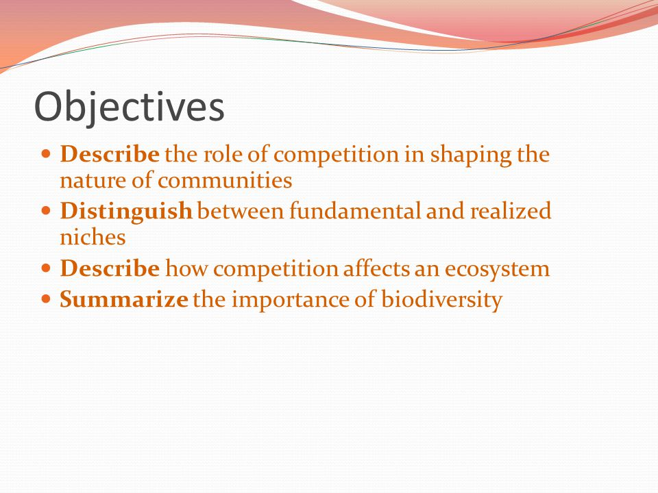 explain the importance of the environment Unit i definition, scope and importance of environmental studies learning objectives after studying unit i, students will be able to: define the scope and importance of environmental studies.