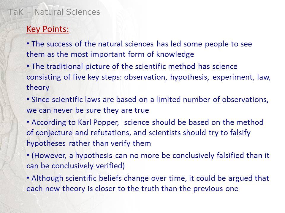 Metaphors In Natural Sciences
