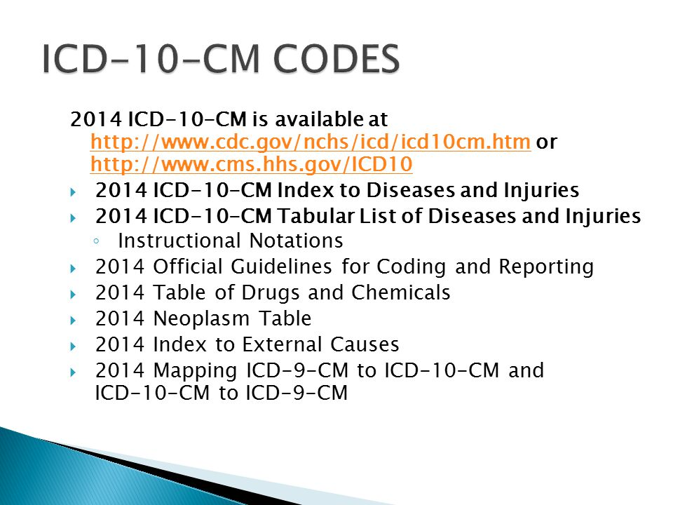 icd-10-cm overview & implementation update - ppt download