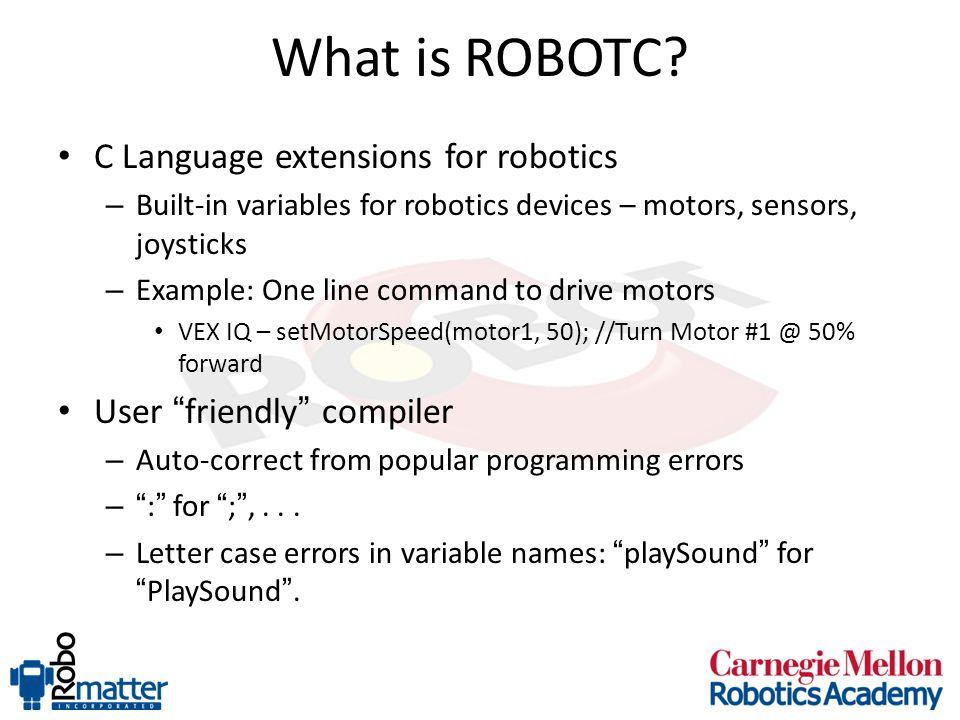 Robotc Free Trial