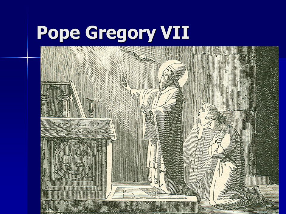 a history of the conflict of king henry iv and pope gregory vii History chapter 14  of the conflict between pope gregory vii and henry iv  what was the basic issue why thomas becket was in conflict with king henry ii.