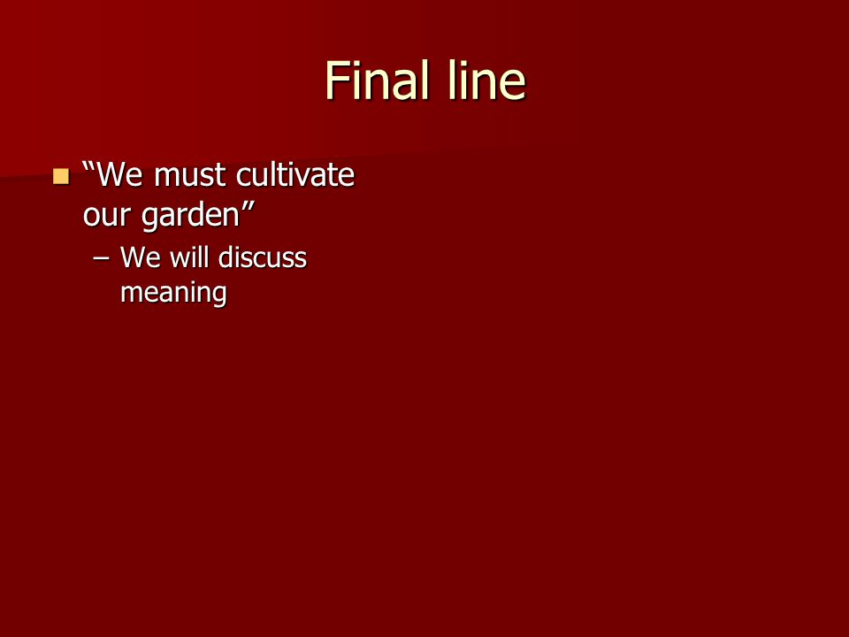 Enlightenment Literature Ppt Video Online Download