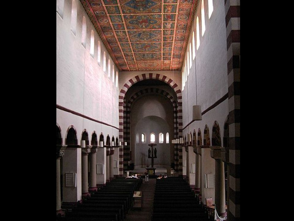 Interior of St. Michael's