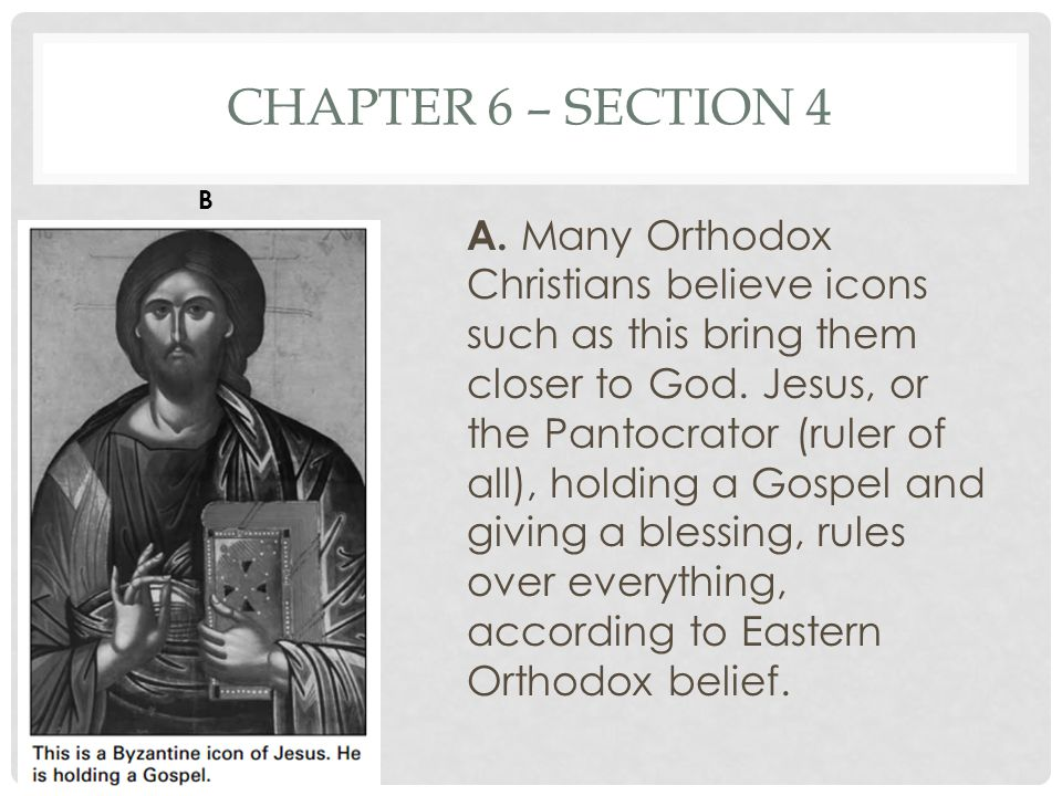 Chapter 6 – Section 4 B.