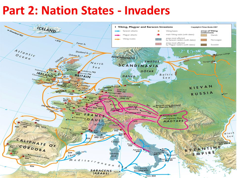 Part 2: Nation States - Invaders