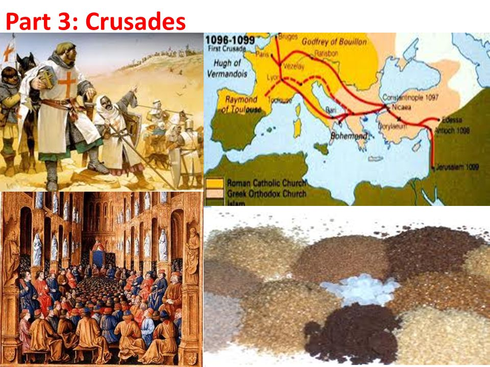 Part 3: Crusades