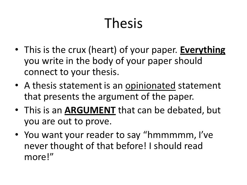 thesis statement belongs Writing introductory paragraphs for essays 1 the thesis statement is usually the last sentence of the introductory paragraph 3.