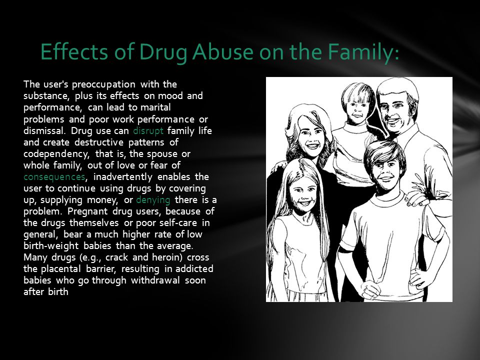 the importance of the issue of drug abuse and its effects The social and academic implications of drug abuse the harmful effects of drug abuse any realistic attempt aimed at dealing with the issue of drug abuse must.