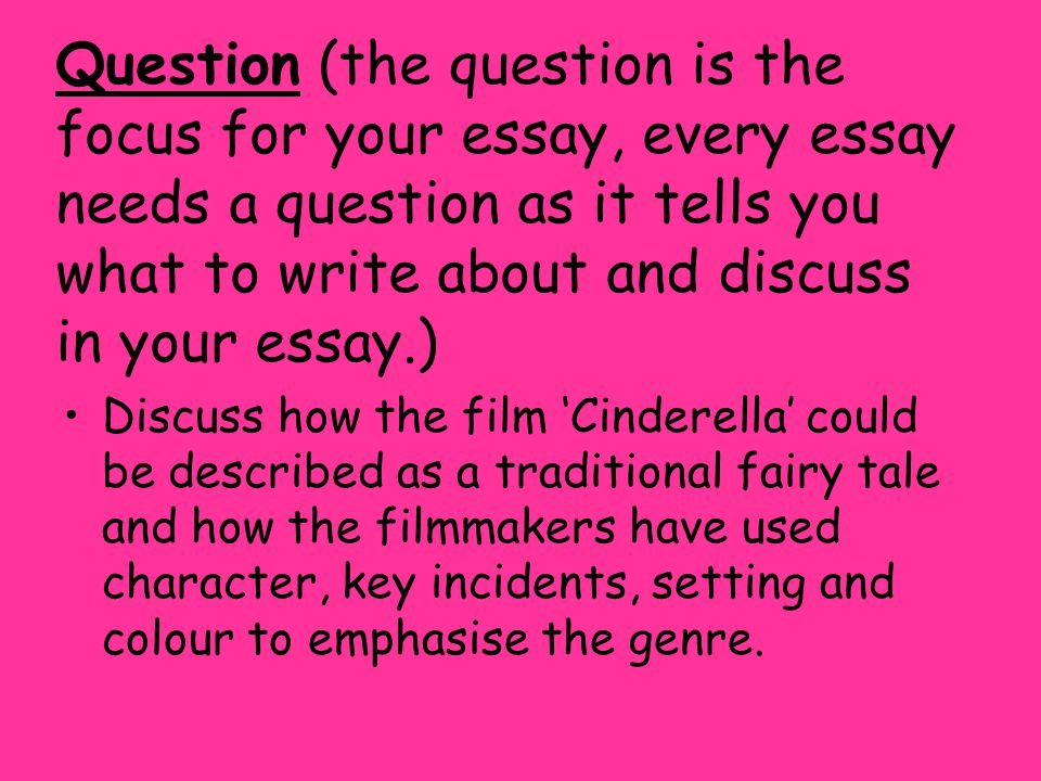cinderella parody essay example Below is a free essay on analysis of anne sexton's cinderella from anti essays, your source for free research papers, essays, and term paper examples tristfully ever.