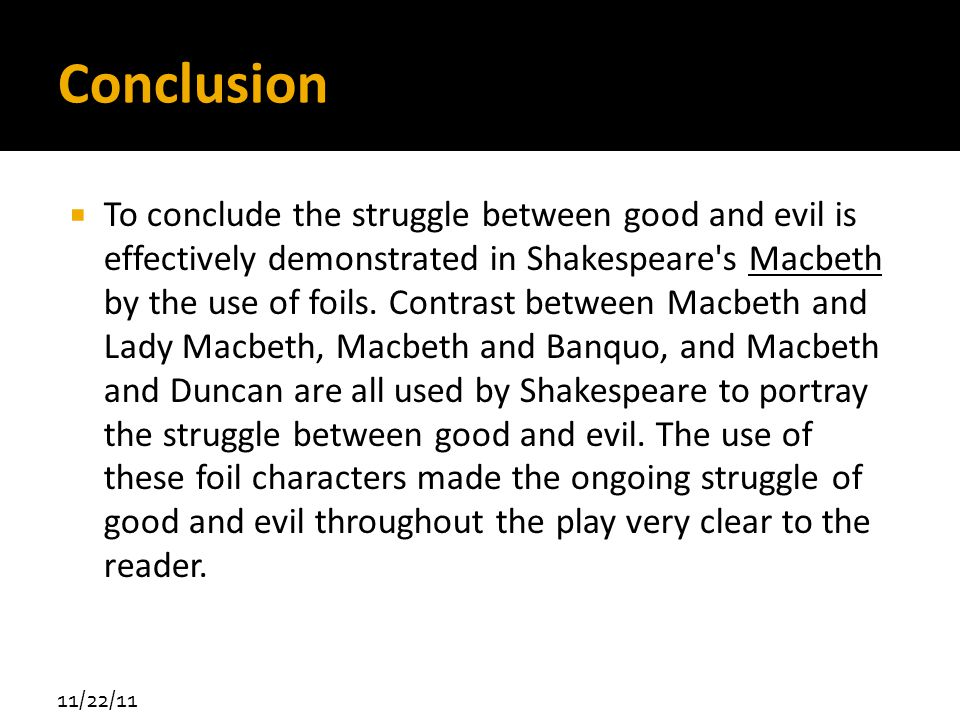 Good vs. Evil in Beowulf