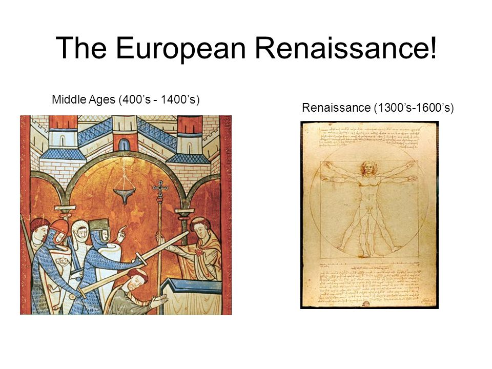 revival of europe between 1100s and 1300s high middle ages
