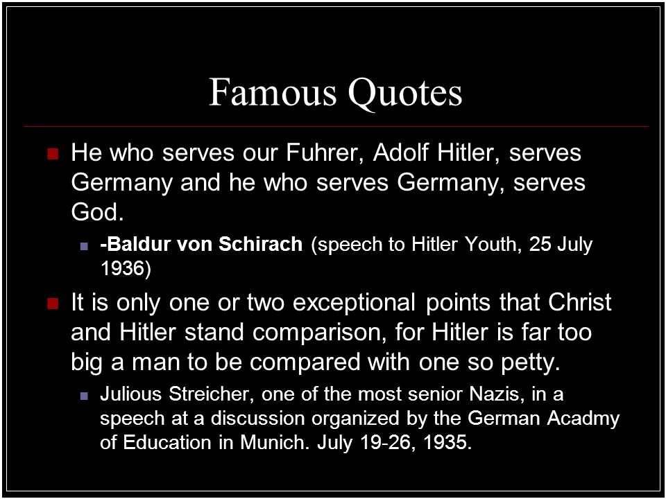 the rise of adolf hitler in germany Ok no one will ever understand the horrible things hitler did, he was heartless,  selfish, and he was terrible towards jews, basically any one that was not german ,.