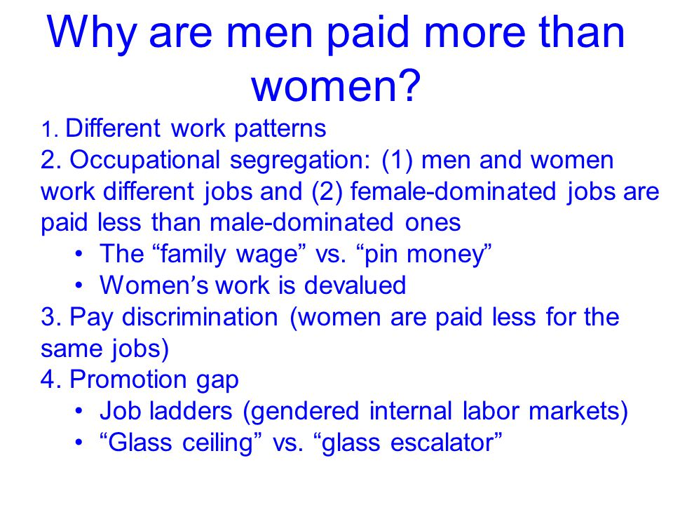 Sociology Glass Ceiling What Are We Talking About When We