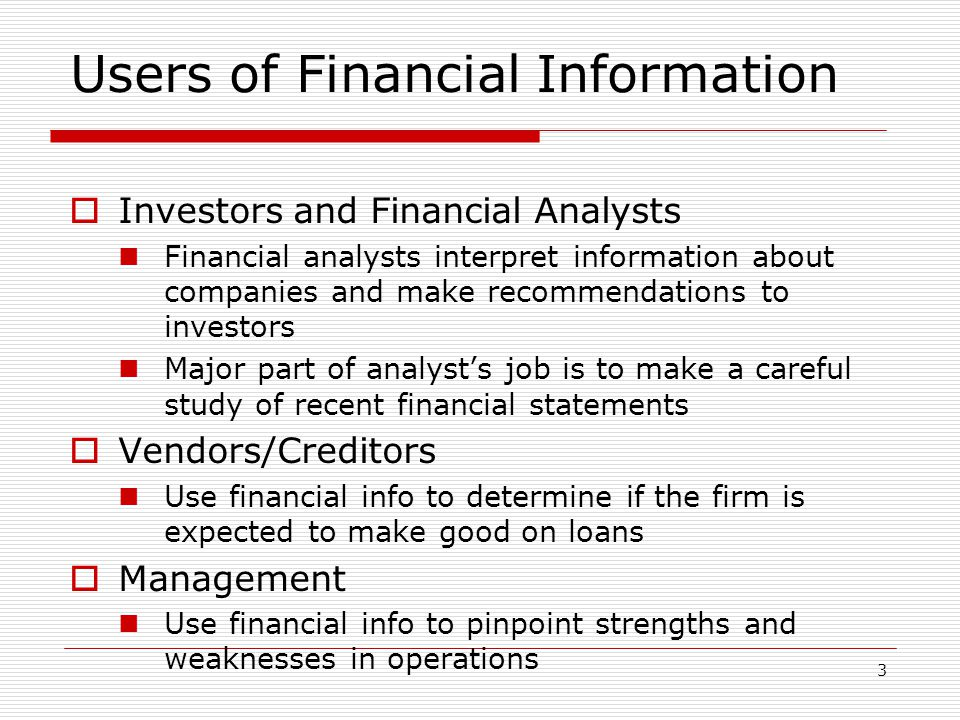 users of financial statements pdf