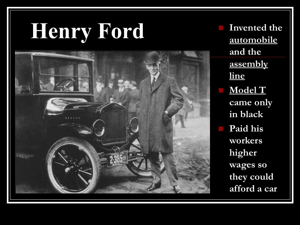 Lovely Where Was The Automobile Invented Images - Classic Cars Ideas ...