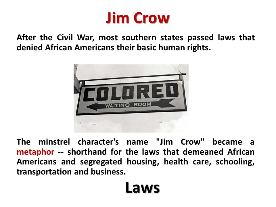 opposing viewpoints on social justice ppt download – Jim Crow Laws Worksheet