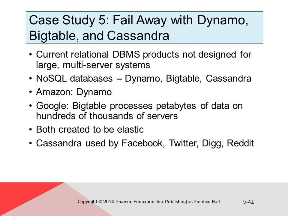 Case study of dynamo industries