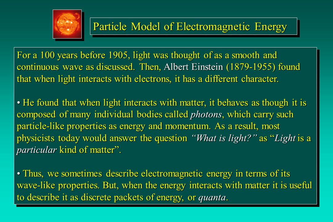 albert einstein discovered the basic relationship between energy and matter