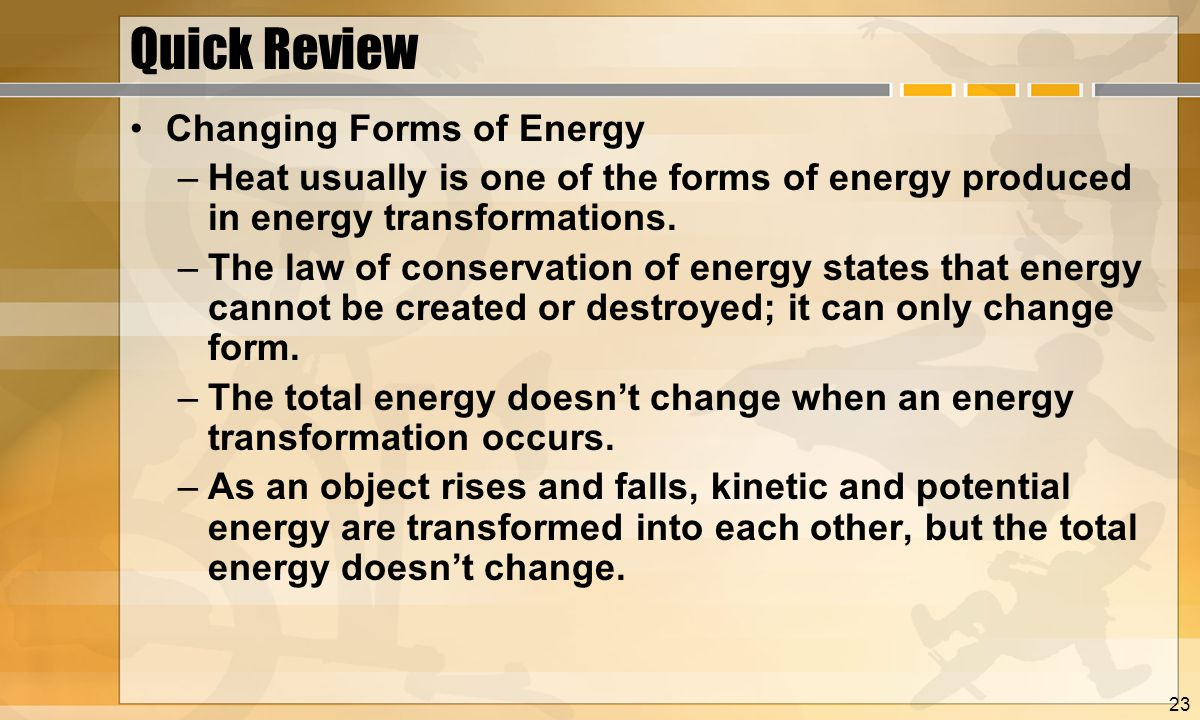 Energy Transformations - ppt video online download
