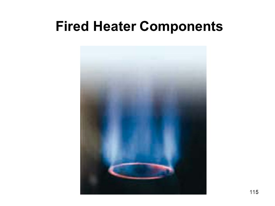 Fired Heater Components