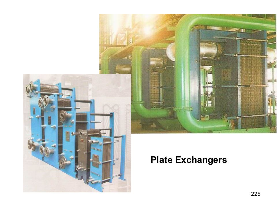 Plate Exchangers