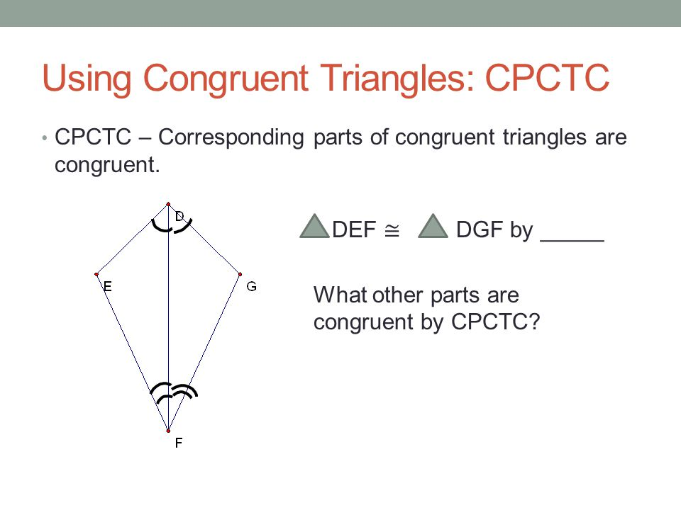 how to find if triangles are congruent