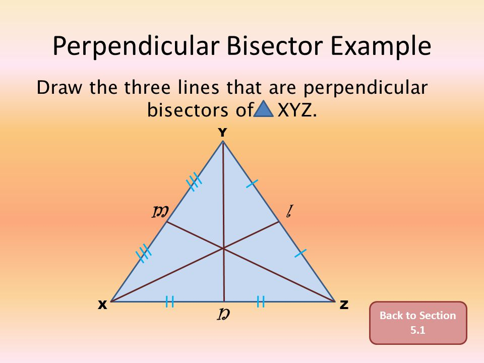 Civil D Draw Line Perpendicular : Chapter applying congruent triangles ppt download