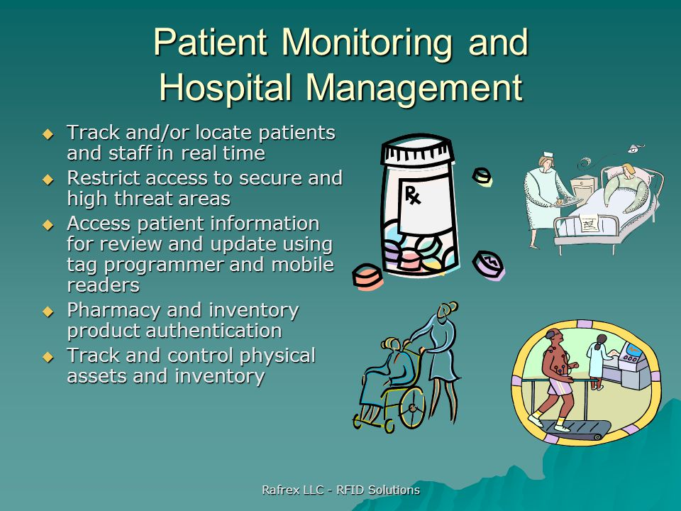 Patient Monitoring and Hospital Management