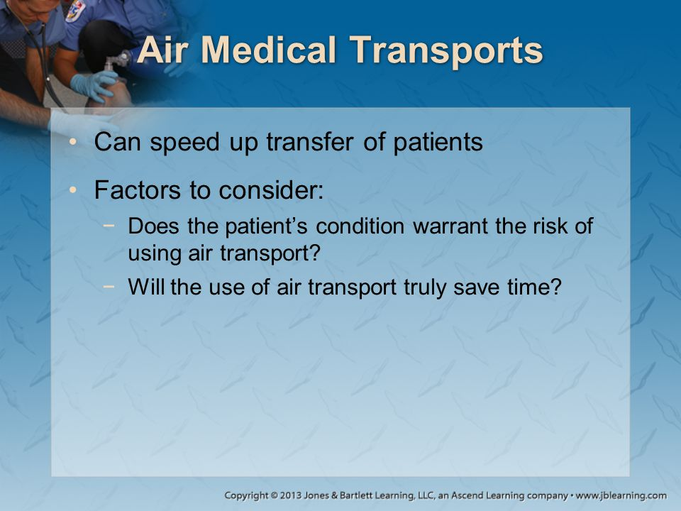 air medical transport essay Contact us call our team of professional transport specialists 24 hours a day, 7 days a week at 800-550-1025, or request a quote online now.