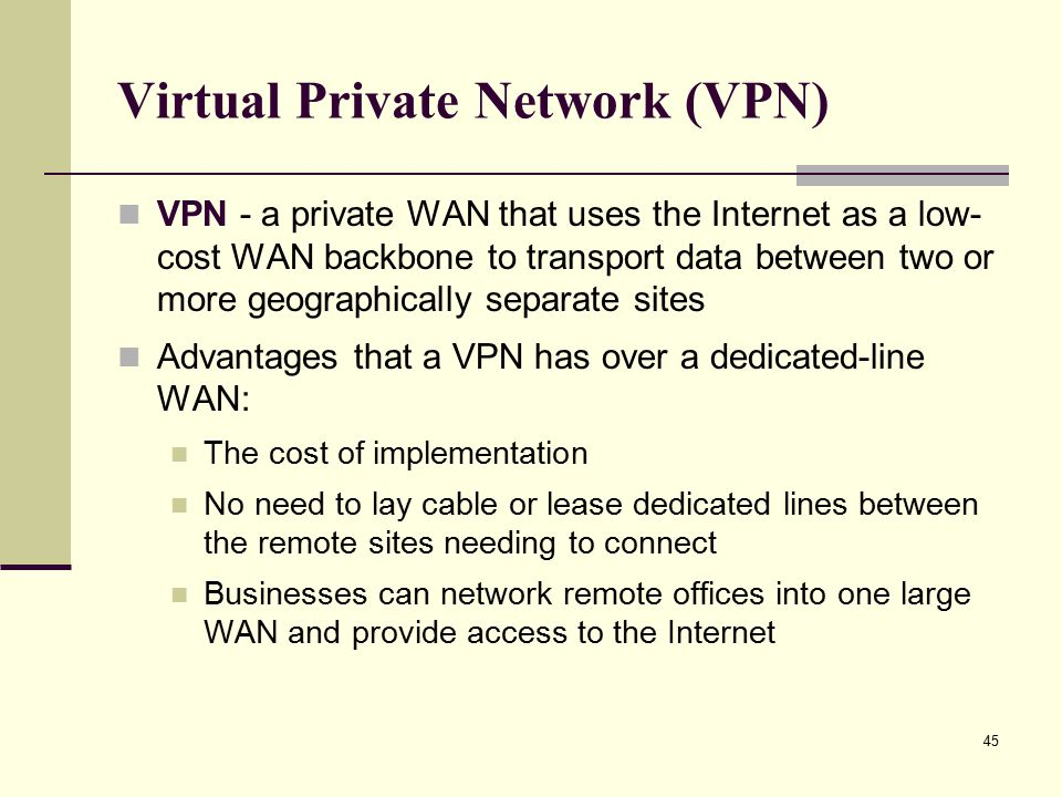 how to connect to a private network over the internet
