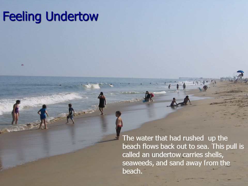 Feeling Undertow
