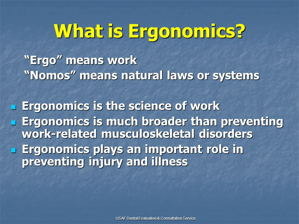 ergonomic interventions for reducing musculoskeletal disorders Ergonomic interventions reduce musculoskeletal this daily use has drastically increased the prevalence of work-related musculoskeletal disorders (msds) that affect this study shows that the implementation of simple ergonomic participatory interventions improves upper-body msd health.