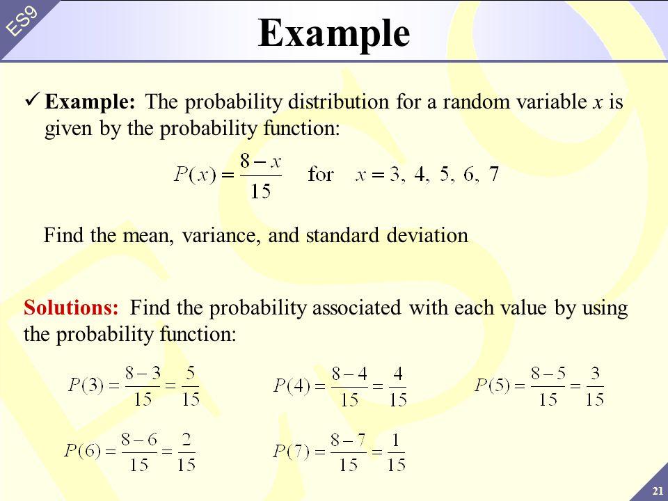 chapter 5 probability distributions discrete variables ppt video online download. Black Bedroom Furniture Sets. Home Design Ideas