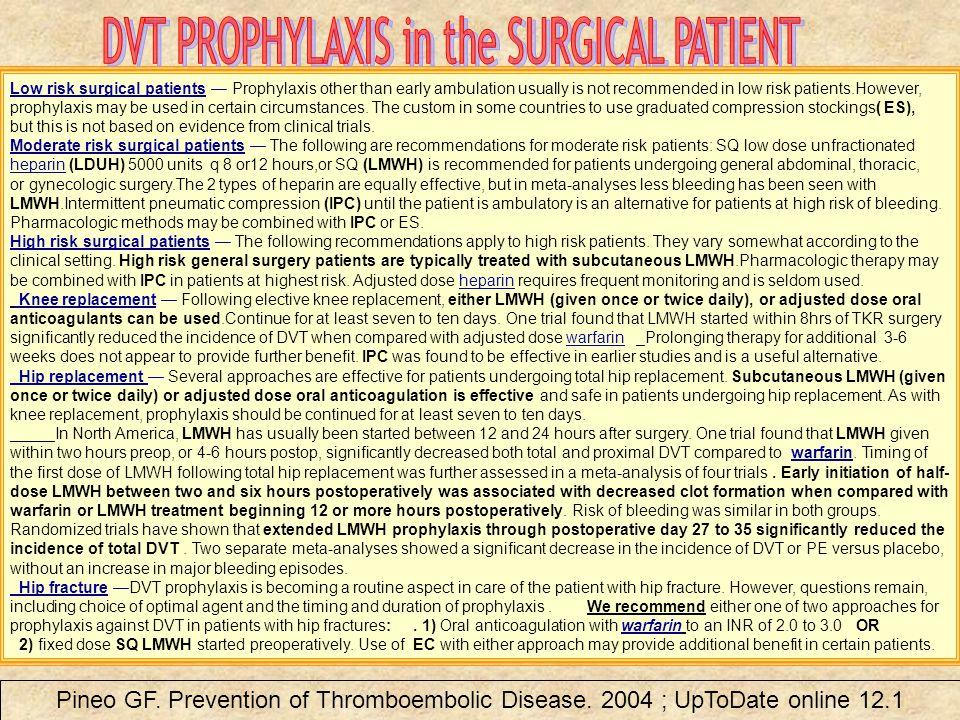 below knee dvt treatment guidelines