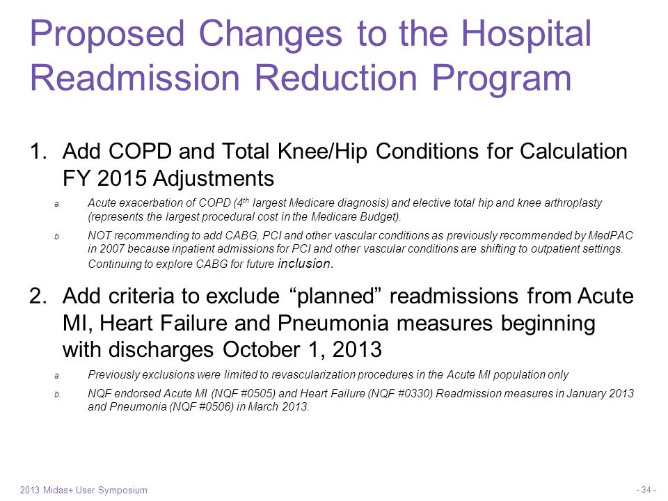 Proposal reduction early hospital readmissions College paper Example