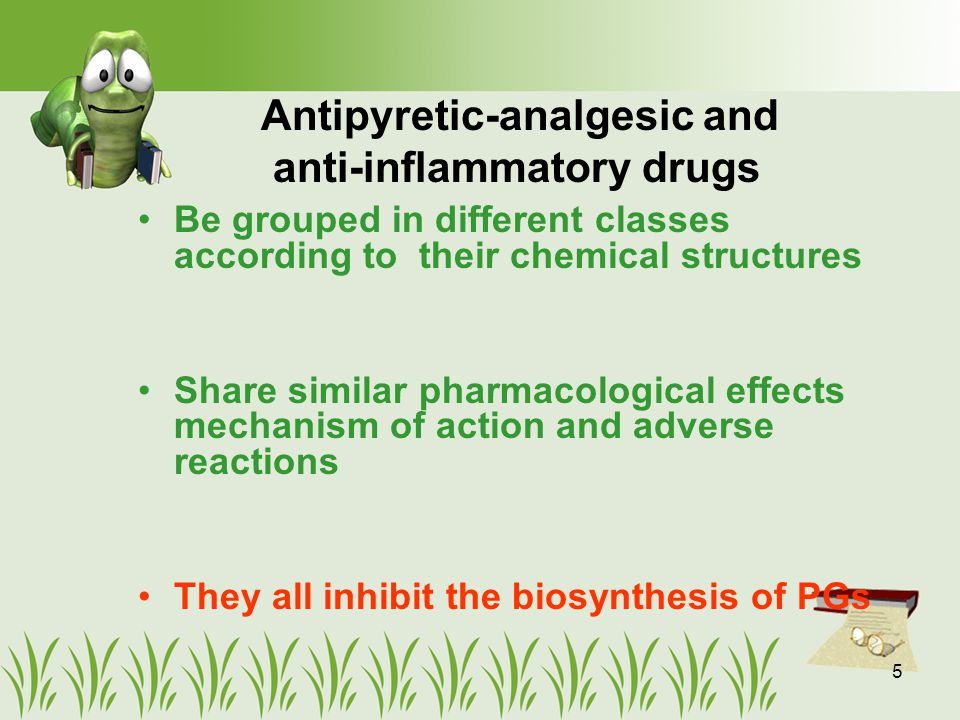 analgesic antipyretic anti inflammatory drugs pdf