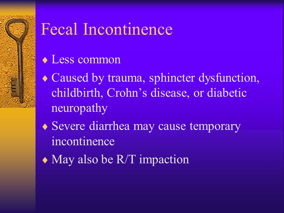 Incontinence Urinary And Fecal Ppt Video Online Download