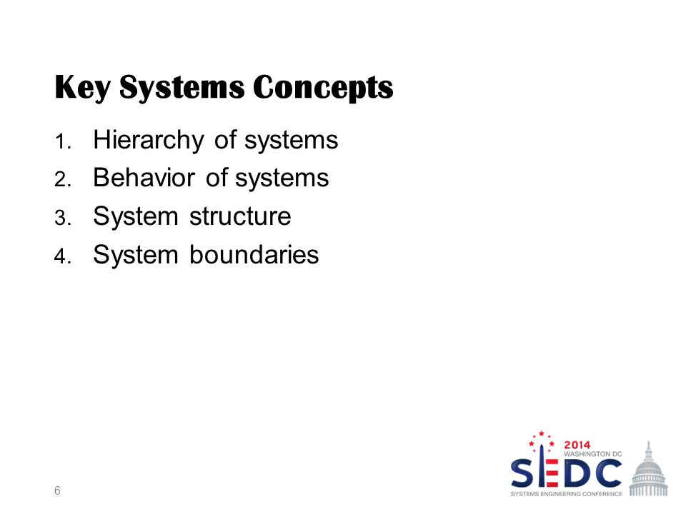 application of key systems theory concepts essay Research papers on family systems theory  systems theory from a practical application angle or from a theoretical standpoint  of theoretical concepts and.