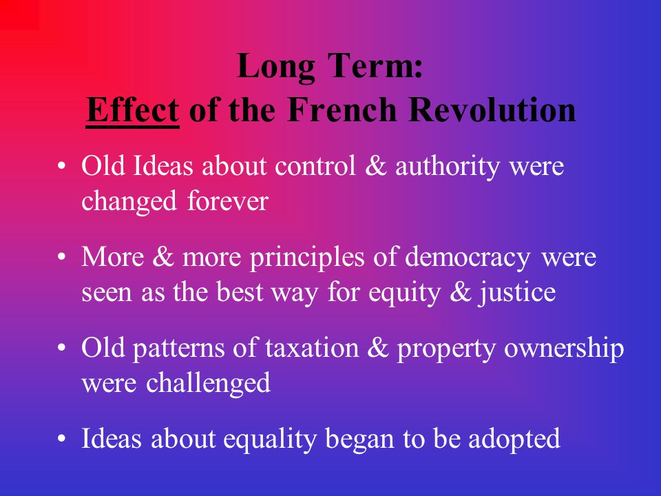 an analysis of the principles of the french revolution French revolution, but few on the important question of legal reform the  purpose  the thesis is designed to analyze the process through which the  to  determine whether the essential principles of 1789 were discarded or.